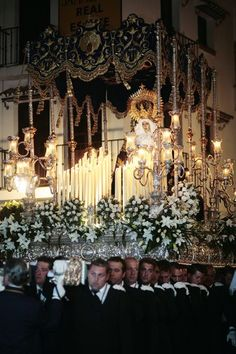 Holy Week in Marbella, Spain
