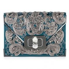 Marchesa fall 2012 evening bags and clutches