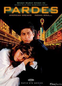 Shahrukh Khan and Mahima Chaudhary - Pardes (1997)
