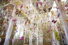 「ハウステンボス フラワーカップ2017」長崎にて開催 - 50点以上の花のアート作品を展示   ファッションプレス