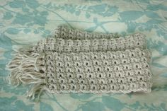 Alli+Crafts:+Free+Pattern:+Star+Scarf...beautiful and pretty textured pattern!