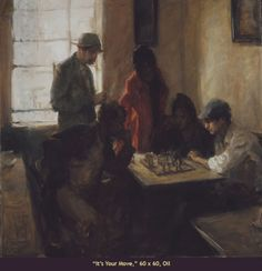 "Ron Hicks - ""It's Your Move"""