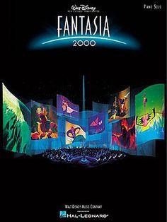 Fantasia 2000 - Piano Solo. £12.95