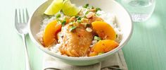 A little bit of sweet, a little bit of heat and a whole lot of easy – this make-ahead slow-cooker meal is sure to please both the diners and the chef.