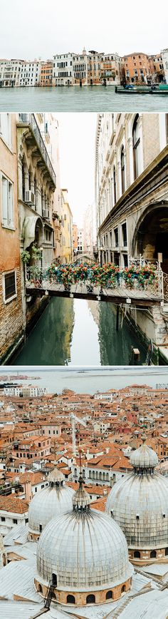 A little bit of Venice to see when you are craving some Italy. #TwoMonthTravels from Breanna McKendrick Photography