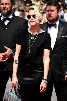 Kristen Stewart - LaiaMagazine - Oliver Peoples The Row O'Malley NYC sunglasses
