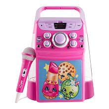 Shopkins Floating Water Karaoke Pink--- BRIELLE