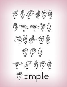 With this collection of 2 American Sign Language fonts, specially designed for teachers, you can easily create a hundreds of handwriting, spelling & penmanship Lessons for your students. Type on Microsoft Word, Mac or any other application and enjoy these font's ability to trace lines, dots, arrows or a combination of all three.