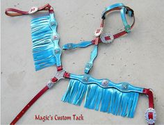 blue fringe horse breast collar | scalloped breast collar our scalloped breast collars have 3 scallops ...
