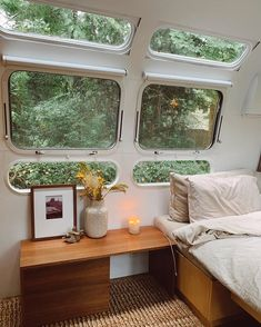 van home layout 465348574000584960 - Mediterranean Home Interior When guests stay over, the airstream is adaptable. Its one of my favorite things that we did with the build that Im really proud of and Source by ccmendenhall Airstream Living, Airstream Remodel, Airstream Renovation, Airstream Interior, Vintage Airstream, Airstream Trailers, Airstream Bathroom, Airstream Decor, Airstream Basecamp