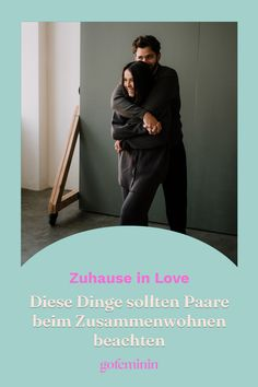 Zuhause in Love: 4 Dinge, die das Zusammenleben vereinfachen Fictional Characters, Moving In Together, Ad Home, Fantasy Characters