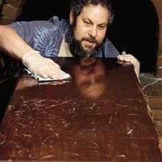 How to make nicks, dings, and scratches in furniture disappear.