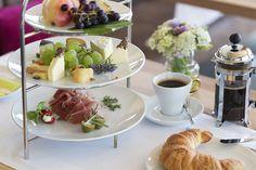 Langschläfer-Frühstück // Late riser breakfast Potato Salad, Breakfast, Ethnic Recipes, Food, Vacation, Morning Coffee, Essen, Meals, Yemek