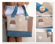 dream house tote | Flickr - Photo Sharing!