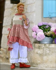La robe FARFALLINA