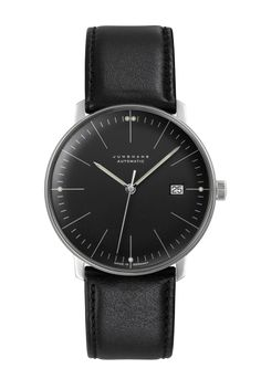 Ref. Nr. 027/4701.00 - As one of the most extraordinary designers of the last century, the architect, painter, sculptor and product designer Max Bill left behind an extensive life's work, including one of the most fascinating watch collections of recent decades.  Junghans.de