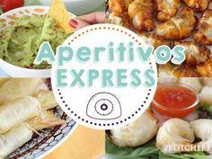 Aperitivos express para compartir