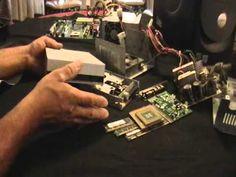 scrapping a computer for gold, platinum, palladium, copper, aluminum Metal Detecting Tips, Garrett Metal Detectors, Whites Metal Detectors, Scrap Recycling, Computer Supplies, Scrap Gold, Melting Metal, Copper Art, Gold Diy