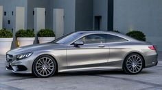 2015 Mercedes S-Class Luxury Sports Coupe Review - MensJournal.com