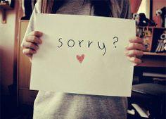 sorry? <3