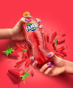 Fanta Re-Brand on Behance