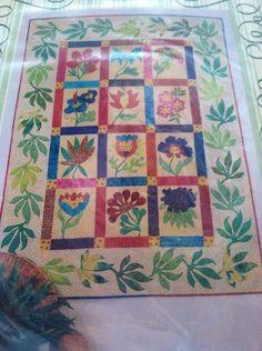 Simple Pleasures Cynthia Tomaszewski Quilt Pattern Flowers New #CynthiaTomaszreski