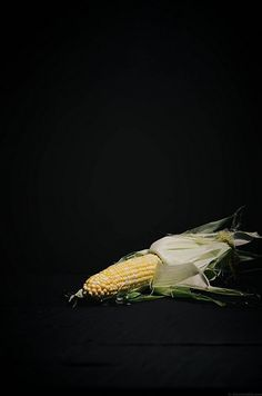 sweet corn by abrowntable, via Flickr