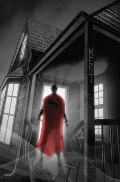 Superman by Aaron Kuder and Will Quintana