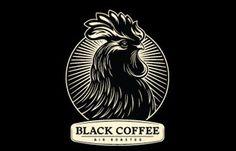 Logo Faves | Logo Inspiration Gallery Logo Café, Bold Logo, Typography Logo, Logo Branding, Logo Inspiration, Logo Vintage, Vintage Logo Design, Vintage Branding, Don Pollo