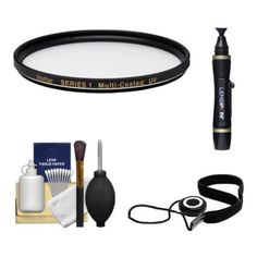 I'm learning all about Vivitar Series 1 72mm Multi-Coated Ultraviolet UV Glass Filter with   LensPen   CapKeeper   Lens Cleaning Kit for Canon, Nikon, Sony, Olympus