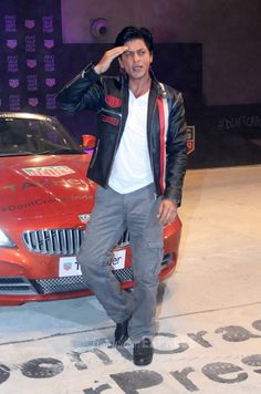Shah Rukh Khan at a launch event of TAG Heuer. #Bollywood #Fashion #Style #Handsome
