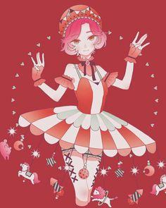 V Video, Female Dancers, Cute Art Styles, Identity Art, Fan Art, Cool Drawings, Fashion Art, Madness, Anime Art