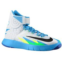 Nike Basketball Shoes, Nike Zoom, Light Blue, Athletic Clothes