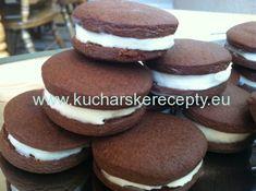 Kakaové sušienky – Oreo | Kuchárske recepty Oreos, Cookies, Desserts, Food, Basket, Crack Crackers, Tailgate Desserts, Deserts, Biscuits