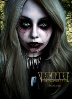 vampire special effects makeup
