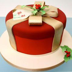 Almond amaretto cream, Happy Birthday and Merry Christmas to Kurt (Charm City Cakes)
