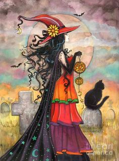 Witch Way by Molly Harrison