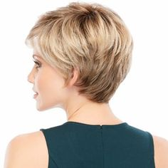 Short Hairstyles For Women, Hairstyles With Bangs, Everyday Hairstyles, Black Hairstyles, Pixie Hairstyles, Short Haircuts, Short Wedge Hairstyles, Wedding Hairstyles, Haircut For Fat Women