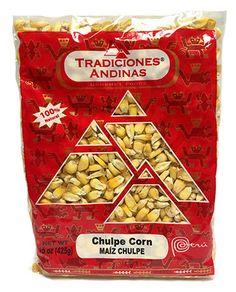 Tradiciones Andinas Maiz Chulpe 15 oz