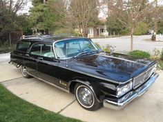 1964 Chrysler New Yorker wagon