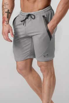 Product Description+ The TLF™ IRON SHORT utilizes one of the newest trends in men's apparel the tapered leg and applies this contemporary look to the IRON SHORTS using a waist to knee tapered design to accentuate your look and shape. Dressy Casual Outfits, Short Outfits, Men Casual, Mens Gym Shorts, Athletic Shorts, Sport Shorts, Shorts For Men, Resort Casual, Fashion Pants