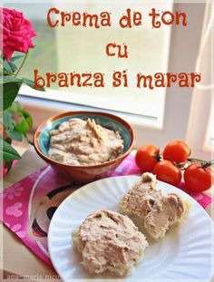 Pin on Mâncare Tuna Recipes, My Recipes, Cooking Recipes, Healthy Recipes, Healthy Food, Good Food, Yummy Food, Fish And Seafood, Kids Meals