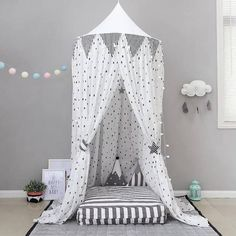 Bed Canopy play room canopy for kids tent home decor