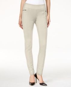 INC International Concepts Pull-On Skinny Pants, Only at Macy's | macys.com