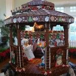Gingerbread House at Disney's Boardwalk Resort and Hotel at Disney World
