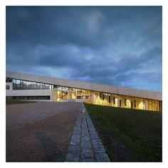 Henning Larsen Architects, Photo by Jens Lindhe · Moesgaard Museum