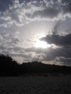 Tramonto, Sardegna (Costa rei)