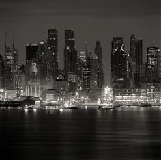 Photographer Michael Kenna's work is featured at Jackson Fine Art - a gallery that supports fine art photography including Michael Kenna photography. Nocturne, City Photography, Black And White Photography, Dubai, Moving To San Francisco, Photography Essentials, Black And White City, Empire State Of Mind, Dream City
