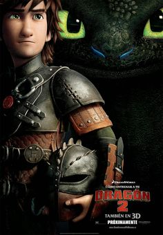 Cómo entrenar a tu dragón 2 (2014) How to train your dragon 2