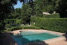 Valentino's villa in Tuscany